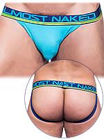 Andrew Christian - Almost Naked Premium Jock - Aqua