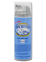 Boy Butter H2O Original EZ-Pump 5 oz. (148 ml)