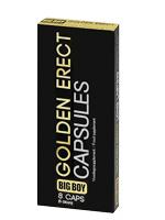 Big Boy - Golden Erect - 8 cápsulas