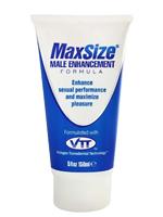 Crema Estimulante para el Pene MaxSize Male 150 ml