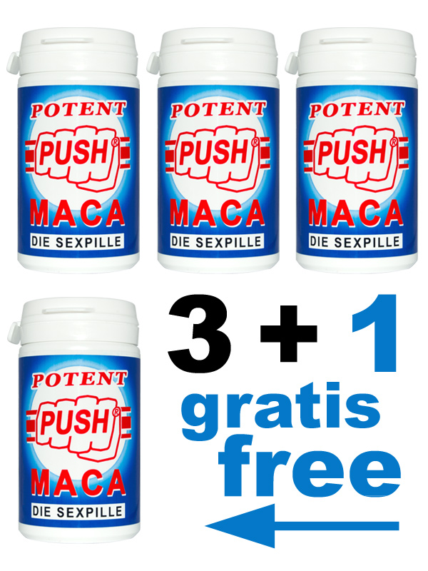 3 + 1 Push potency pills