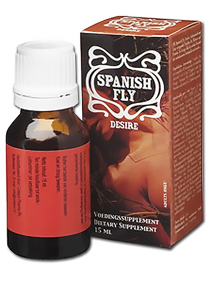 Spanish Fly Desire - 15 ml