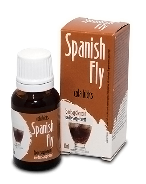 Spanish Fly Cola Kicks 15 ml