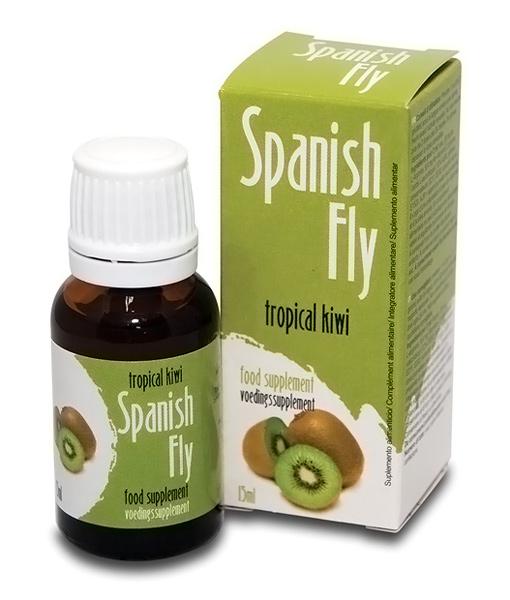 Spanish Fly Tropical Kiwi 15 ml
