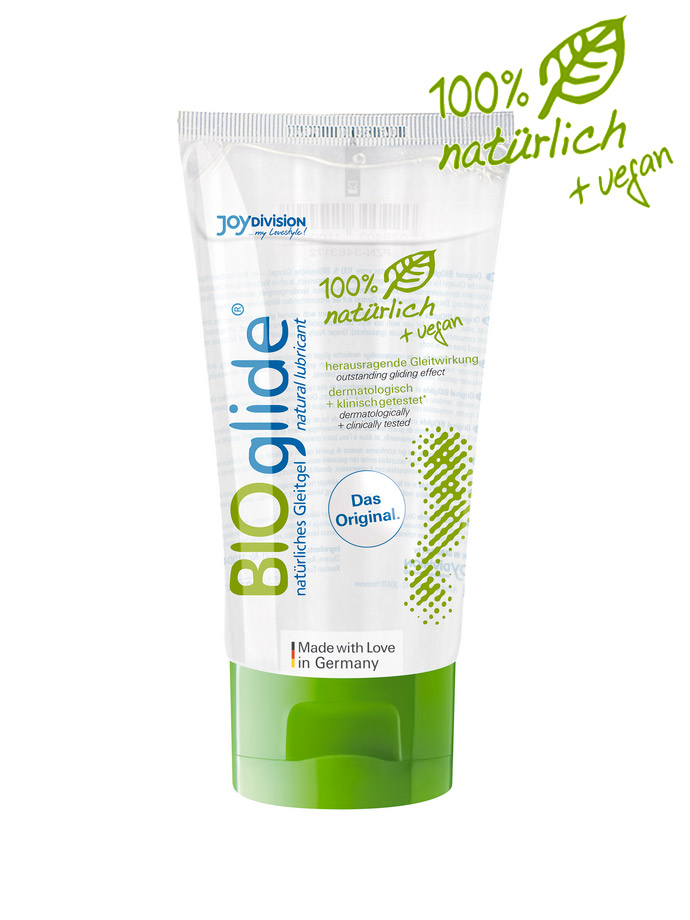 BIOglide 100% natural and vegan Lubricant 150 ml