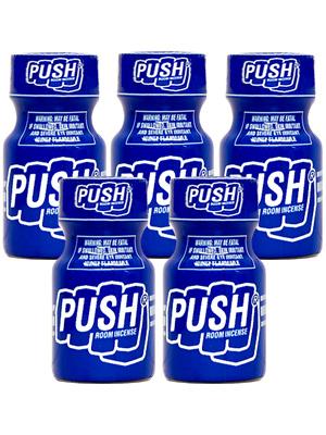 5 x PUSH INCENSE - PACK