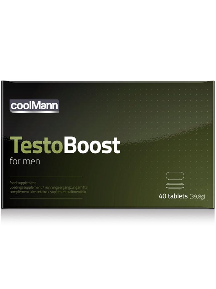 TestoBoost for men - 40 Tablets