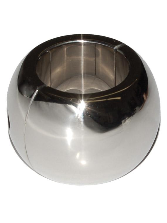 Stainless Steel Ballstretcher Oval - 40 x 35mm