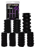 Penis Sleeve Kit - black