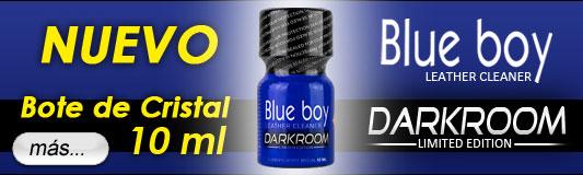 Blue Boy Darkroom